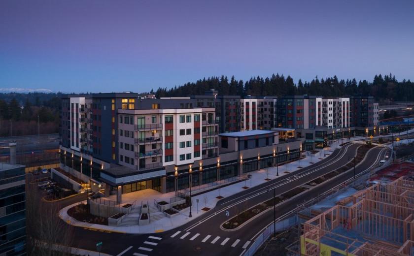Terrace Station, Building 1 image: MLT