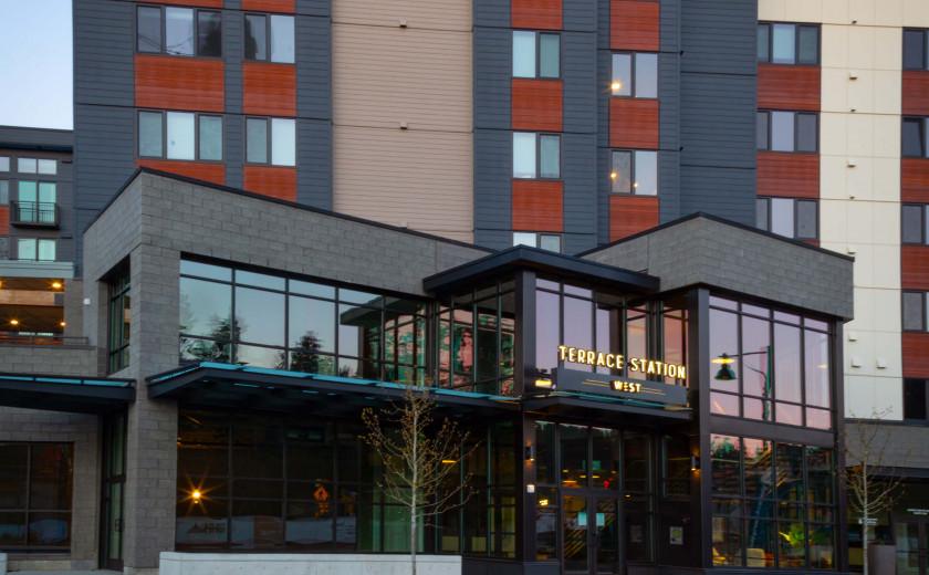 Terrace Station, Building 1 image: MLT0311215D-152-Edit