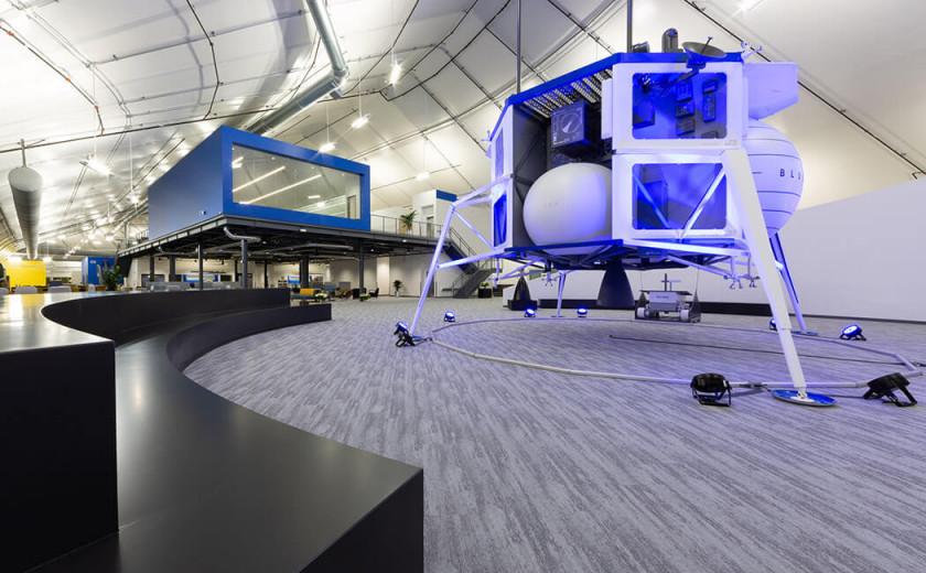 Blue Origin, Research & Development image: BlueOrigin (2)