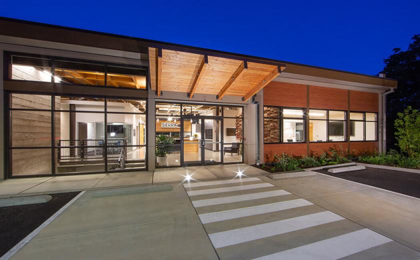 Sierra Headquarters image: Sierra HQ (2)