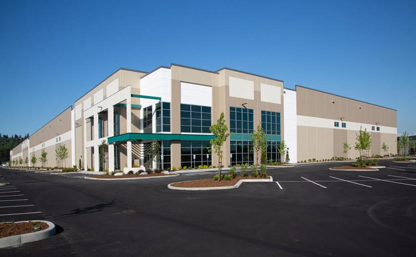 Prologis Park Tacoma, Buildings B & D image: PPT B D (1)
