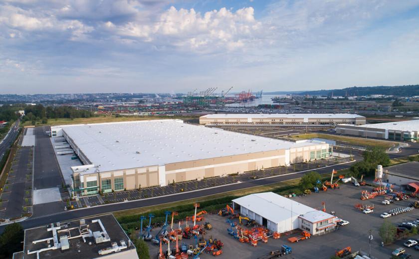Prologis Park Tacoma, Buildings B & D image: PPT B D (6)