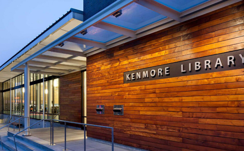 Kenmore Library image: Kenmore (6)