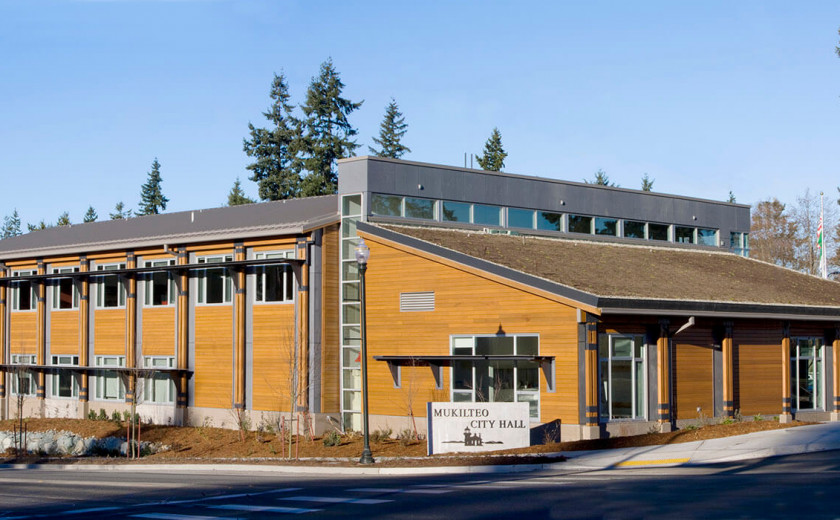 Mukilteo City Hall image: Mukilteo (1)
