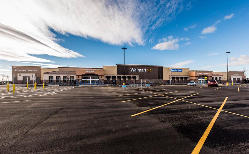 Walmart image: Walmart Meridian (2)