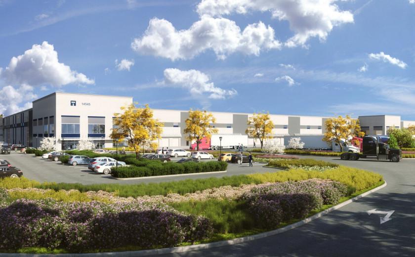 SeaPORT Logistics Center, Building 4 image: Building+4